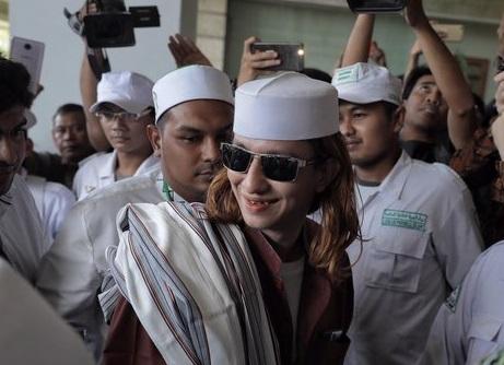 Sebut Jokowi Banci, Habib Smith Dipolisikan