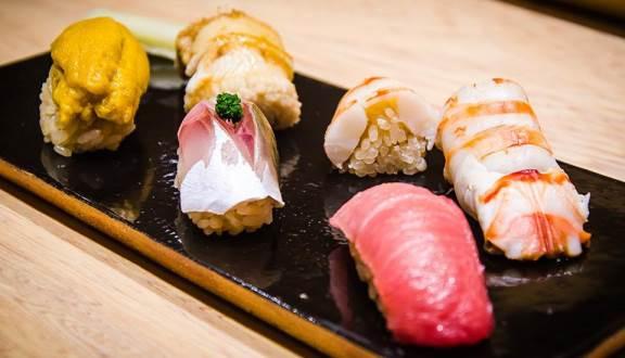 Makan Shusi di Restoran Ini, Pengunjung Minimal Harus Membayar 2,8 Juta