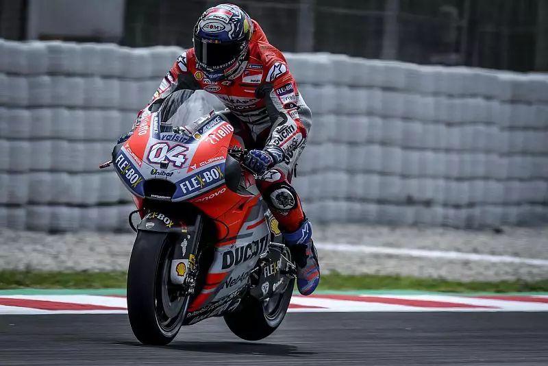 MotoGP : Perbandingan Ban Bridgestone dengan Michelin Menurut Dovizioso