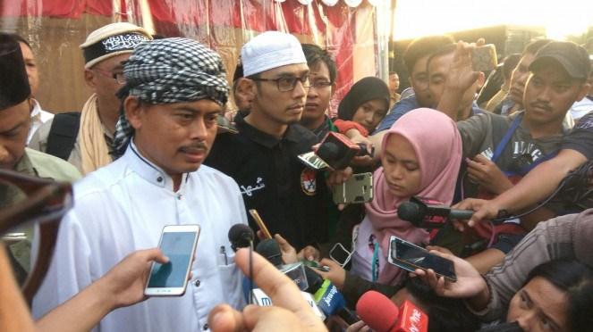 Dengar Arahan Rizieq Syihab, Alumni 212 Batal Undang Jokowi