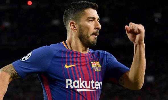 Luis Suarez Selangkah Lagi ke San Siro