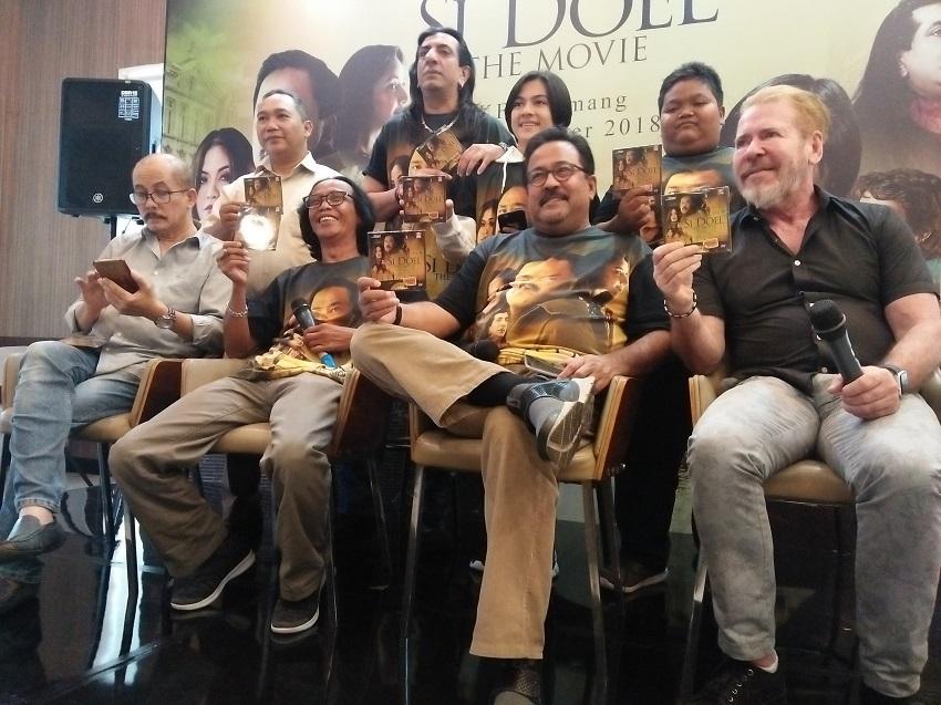 DVD Si Doel The Movie Laku Keras, Rano Karno: Kaget Saya, Ini Serius?