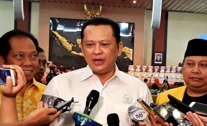 Berantas Korupsi di DPR, Bambang Soesatyo Ajak KPK Bekerjasama