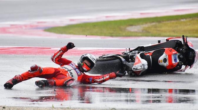 Dorna Siap Ubah Kebijakan MotoGP Untuk Rider Yang Terjatuh Saat Finish