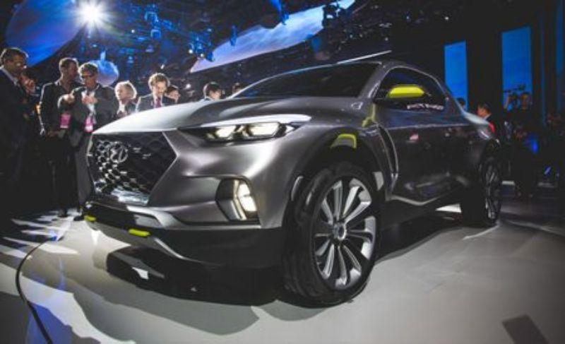 Pick Up Anyar Hyundai Santa Cruz Diprediksi Bakal Meluncur Tahun 2020