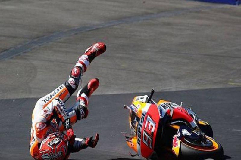 Fakta Terbaru Marquez: Dokter Bingung Juarai MotoGP Saat Cedera Parah!
