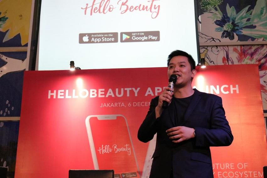 Aplikasi HelloBeauty Bantu Wanita Tampil Cantik Bagai Artis