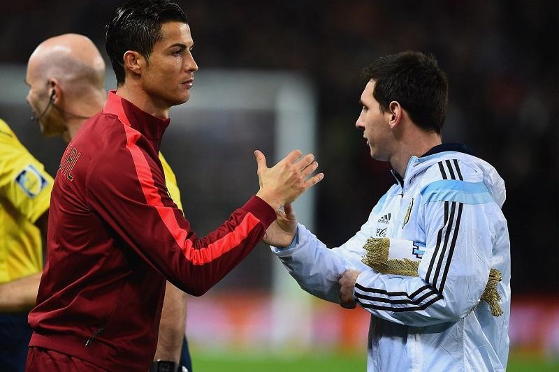 Cetak Rekor Baru La Liga, Lionel Messi Ditantang Ronaldo Main di Italia