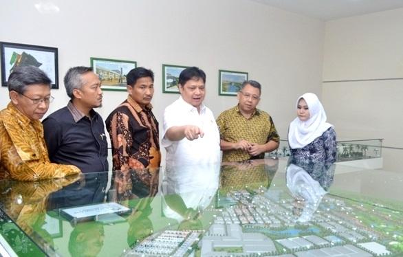 Pemerintah Segera Bangun 18 Kawasan Industri Luar Jawa 2019 Mendatang