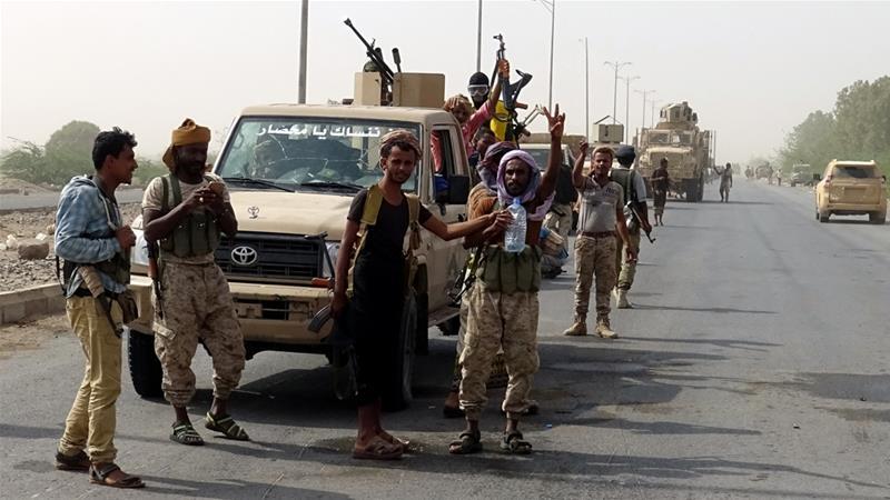 Perang Yaman: Rudal dan Tembakan Menderu Jelang Gencatan Senjata