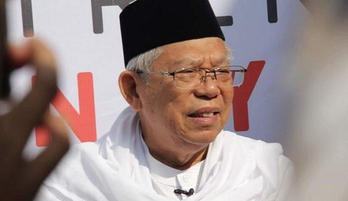 Tidak Punah, Ma'ruf Amin Justru Sebut Indonesia Akan Jadi Negara Mandiri di 2024