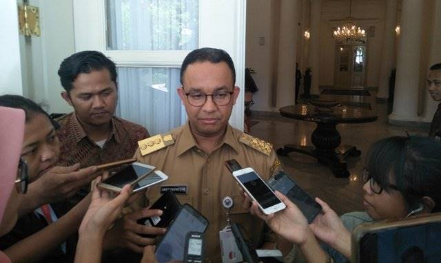 Gubernur Anies Pastikan Stok Bahan Pokok Jakarta Aman Hingga Akhir Tahun