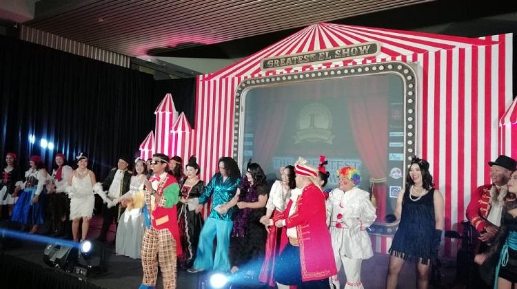 Semarak Kemeriahan 1st Anniversary eL Royale Hotel Jakarta