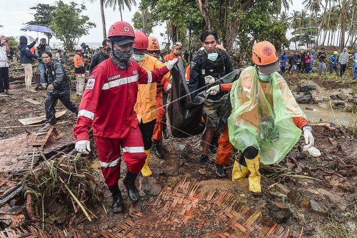 Antisipasi Tsunami Susulan di Selat Sunda BMKG Pasang Alat Pemindai Gelombang