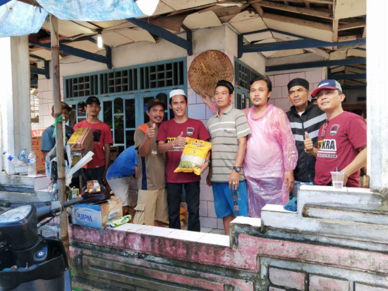 TOSCA Membantu, Gerakan Donasi Kemanusiaan Untuk Anyer
