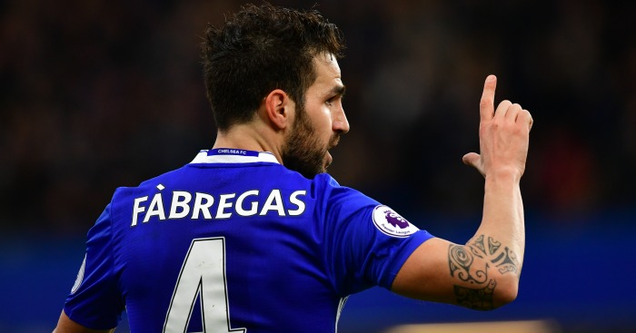 Hengkang Dari Chelsea, Fabregas Terbang ke AS Monaco