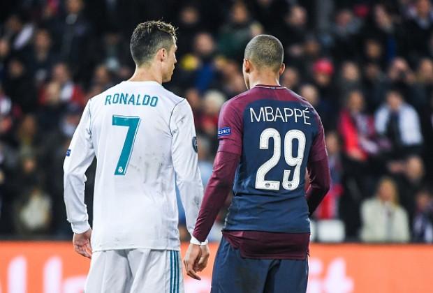 Juventus Siap Pecahkan Rekor Transfer Demi Duet Ronaldo Mbappe