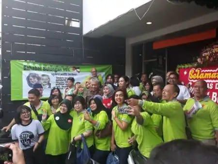 Sahabat Bulungan Di Deklarasi, Siap Mendukung Paslon Jokowi-Ma'ruf Amin Pada 2019