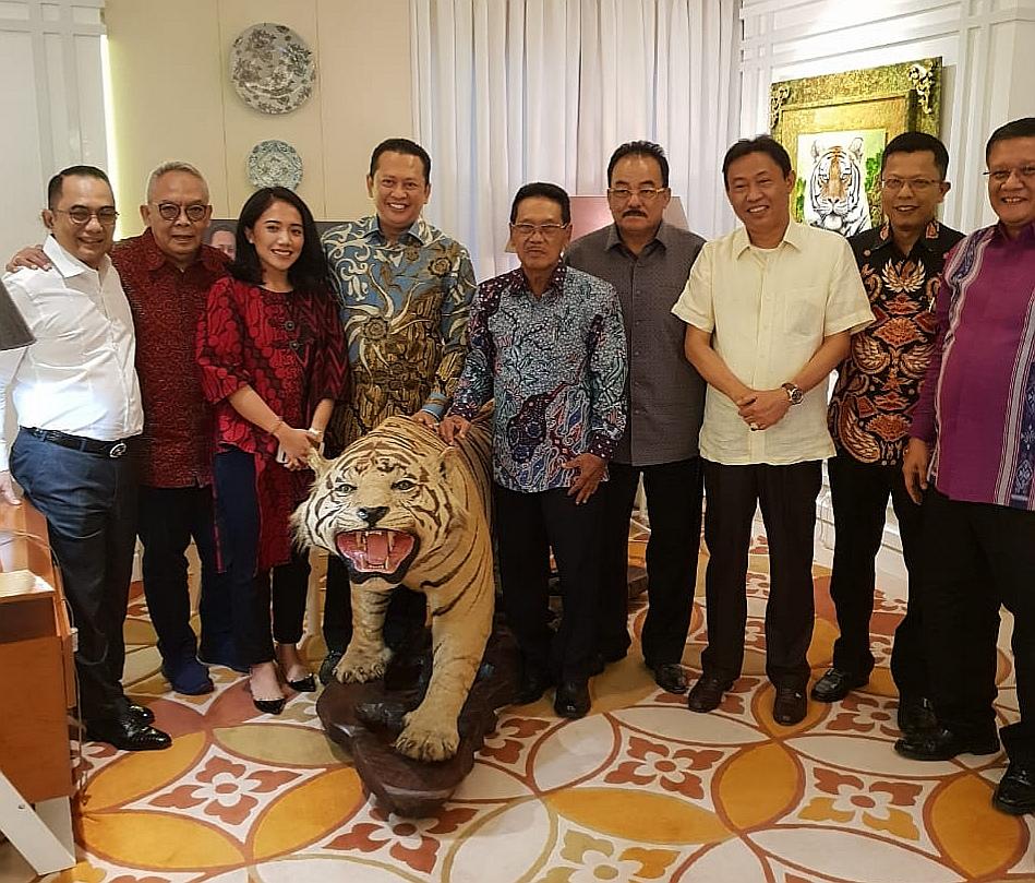 Tahun Politik, Bambang Soesatyo Ingatkan SOKSI Perkuat Konsolidasi Internal