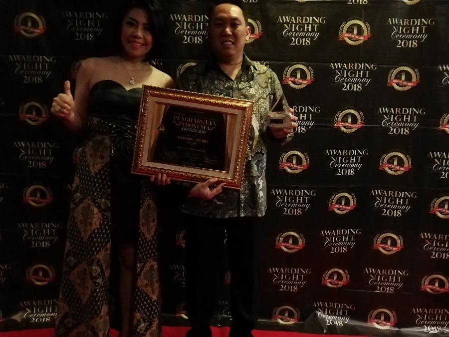 MyBrow Studio Gondol Penghargaan Salon dan Spa Terbaik Indonesia