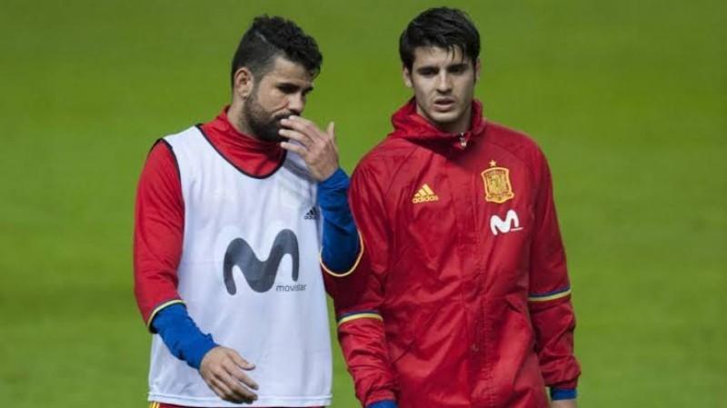 Morata Bakal Hengkang, Diego Costa Kembali?