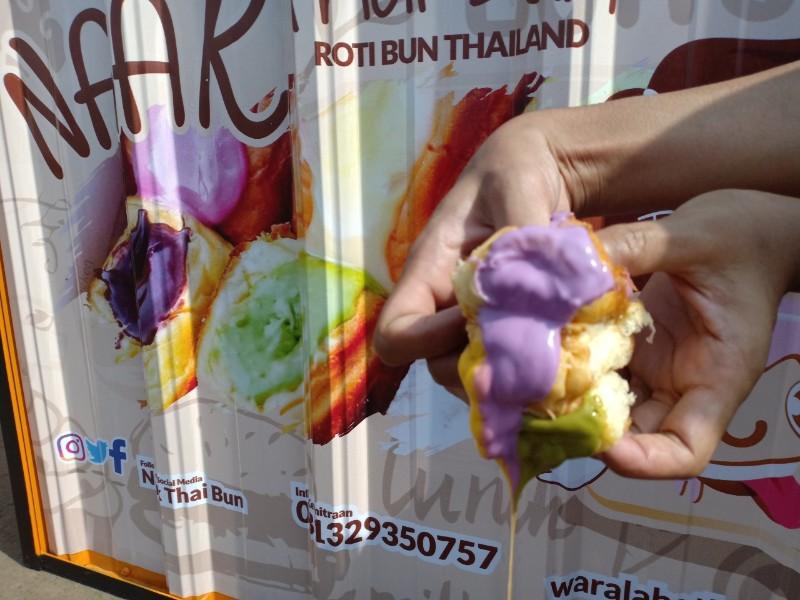 Mendulang Rupiah Lewat Kemitraan Produk Roti Thailand Viral Naak Thai Bun