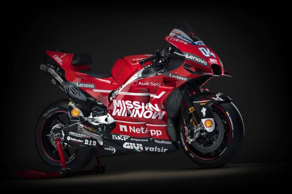 Tampilan Anyar Desmosedeci GP19, Sinyal Ducati Siap Bungkam Honda