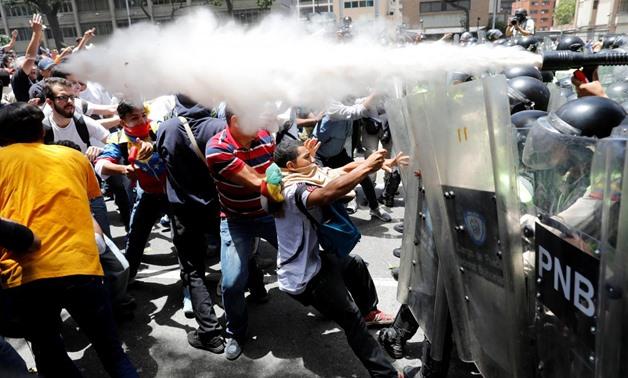 Sekjen PBB Angkat Bicara Peristiwa Venezuela