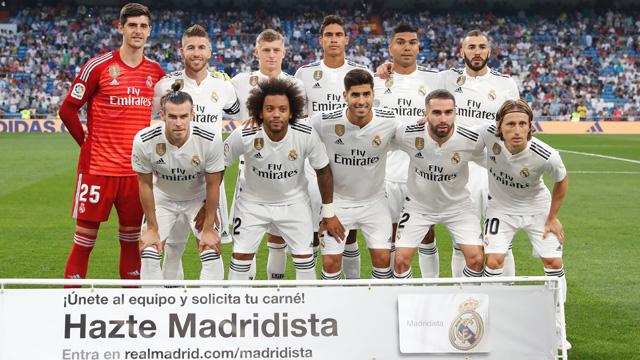 Real Madrid Raih Predikat Klub Terkaya Geser MU, Berapa Pendapatannya?