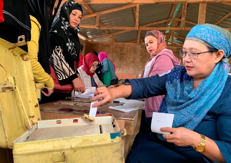 Referendum Filipina, Mayoritas Penduduk Mindanao Setuju Otonomi Khusus