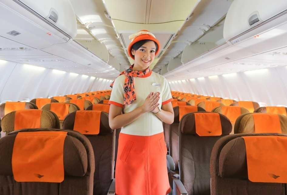 Ini Deretan Layanan Terbaru di HUT Garuda Indonesia Ke-70