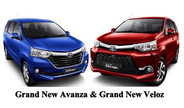 15 Tahun Toyota, New Avanza dan Velez Hadir Lebih Mewah dan Stylish