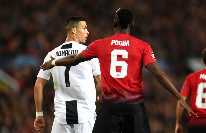 Rencana Juventus Duetkan Pogba dan Ronaldo Dipastikan Gagal Terealisasi