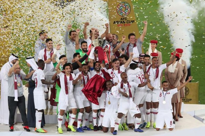 Libas Jepang 3-1, Qatar Raih Juara Piala Asia 2019
