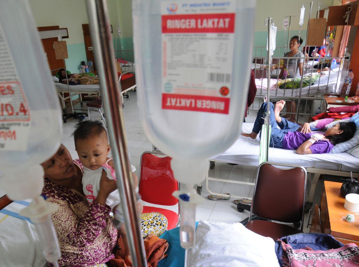 Gubernur Anies: Seluruh RSUD di Jakarta Gratis Pengobatan DBD