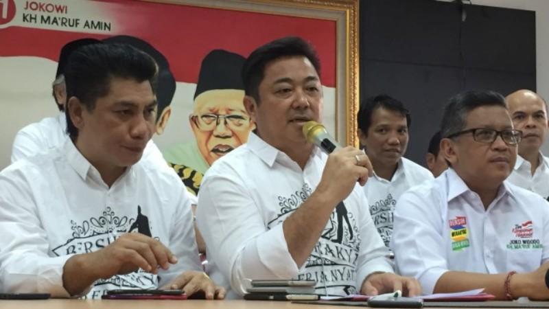 Sebut Demi Kemajuan Indonesia, Ketua DPD Demokrat Maluku Utara Membelot Dukung Jokowi