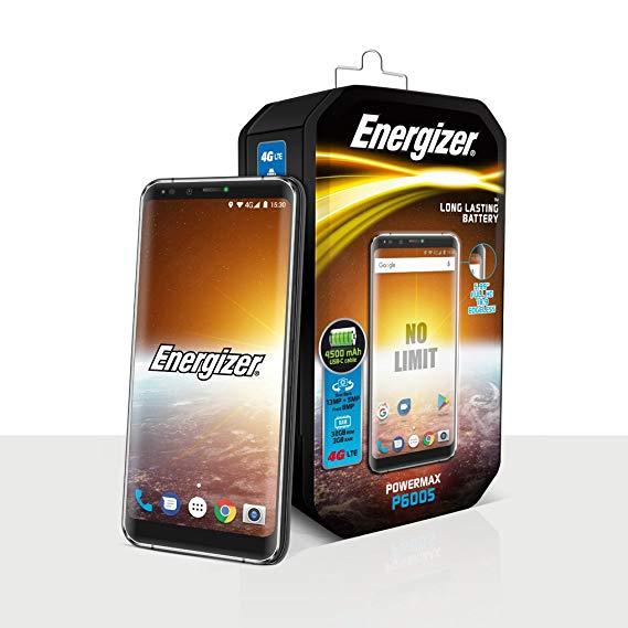 Energizer Keluarkan Ponsel Berdaya Besar 18.000mAh, Seperti Apa?