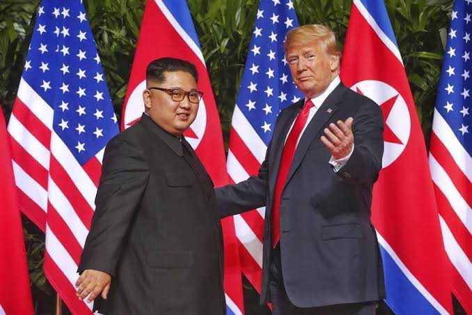 Donald Trump Akan Bertemu Kim Jong Un Lagi di Vietnam