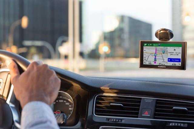 Pengemudi yang Menggunakan GPS Saat Berkendara Akan Ditilang