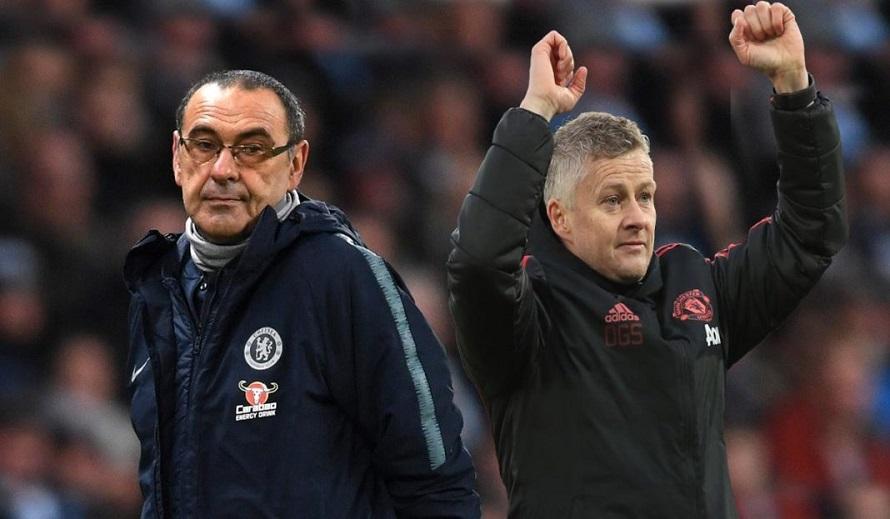 Update Fakta Jelang Duel Panas Chelsea Kontra Manchester United
