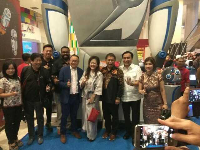 Gali Potensi Anak Sejak Dini, WRE Bangun Rumah Robot Indonesia