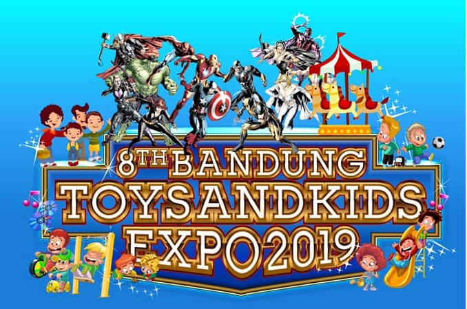 Siap-siap Berburu Aneka Mainan Kesayangan di The 8th Toys and Kids Expo 2019