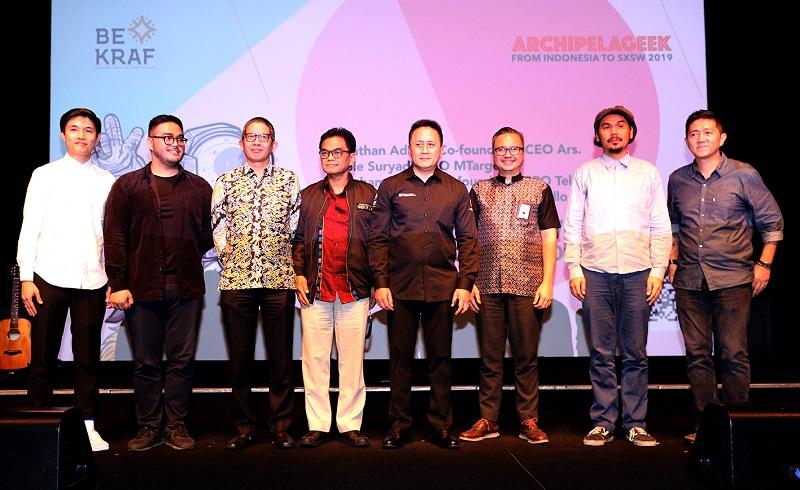 Industri Kreatif Indonesia Siap Beri Kejutan di SXSW 2019 di Austin, Texas