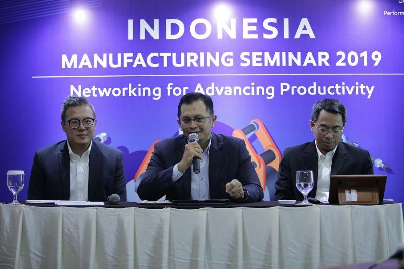 Mobil™ Lubricants Indonesia Luncurkan Mobil SHC™ Elite dalam AcaraGeneral Manufacturing Seminar2019