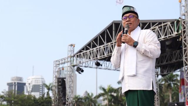 Ketum PAN Zulkifli Hasan Bakal Dipanggil Bawaslu Terkait Pidato di Munajat 212