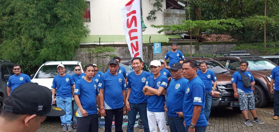 Musyawarah Nasional I Isuzu Lovers and Friend