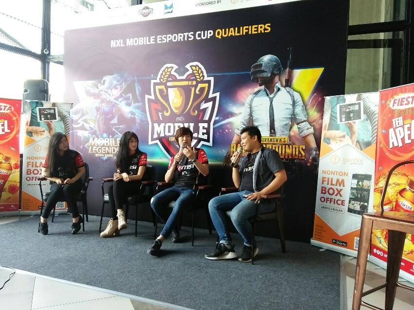 Jaring Talenta Baru, NXL Gelar Mobile Esports Cup 2019