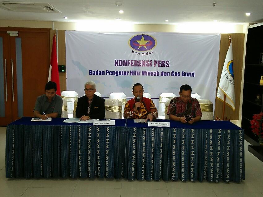Sidang Komite BPH Migas Tetapkan Harga Gas Bumi Lebih Murah dari LPG 3 Kg