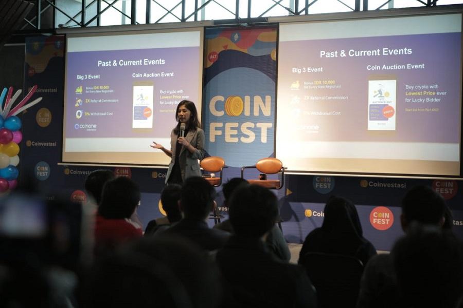 Selain Jakarta dan Medan, Roadshow Coinfest 2019 Sukses Digelar di 4 Kota Lain