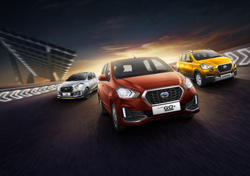 Datsun memperkenalkan GO+ Panca dengan X-TRONIC CVT